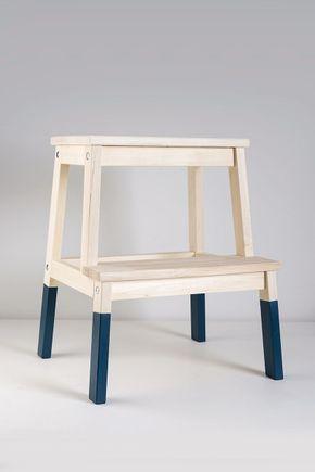 Banco-escada-de-madeira