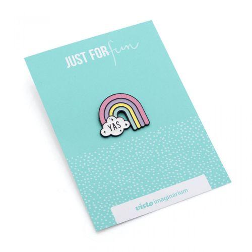 Pin-arco-iris