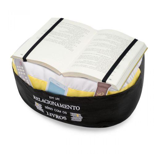 Almofada-porta-livro-planos