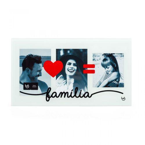 Porta-retrato-triplo-nossa-familia