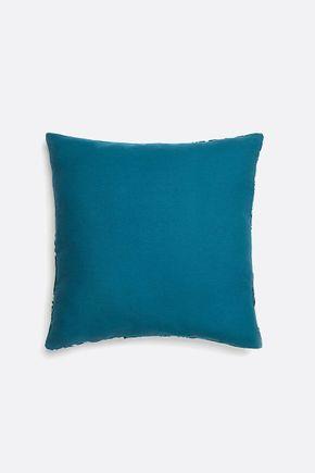 Capa-de-almofada-floreio-em-azul