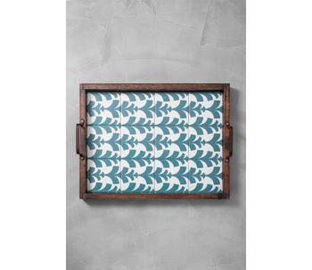 Bandeja-de-azulejos-folha-de-bananeira
