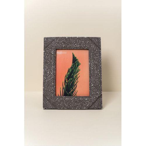 Porta-retrato-terrazzo-cinza