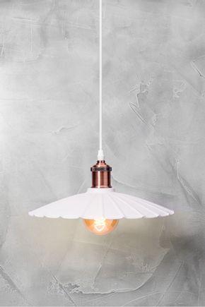 Luminaria-pendente-branca-shell