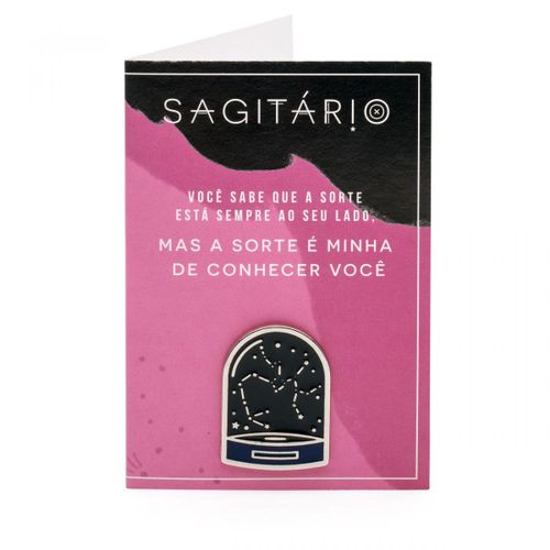 Pin-cartao-signo-sagitario
