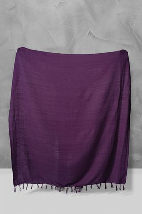 Manta-violeta-tunn