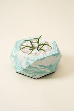 Vaso-concreto-aquarela-verde