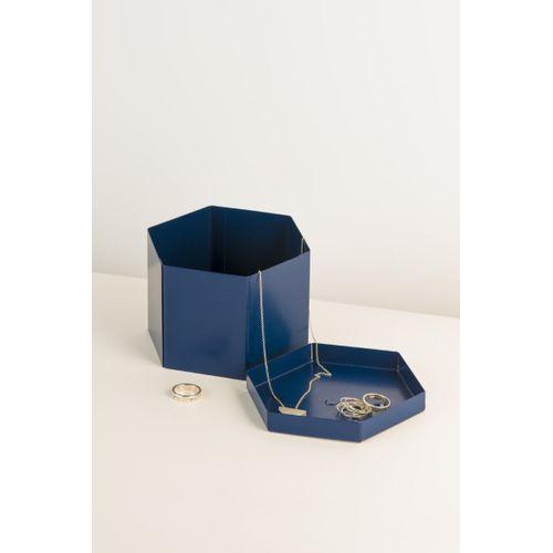 Suporte-de-aco-hexagonal-azul