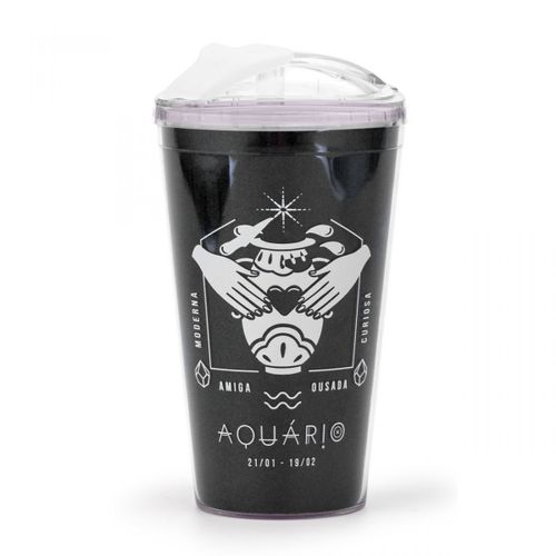 Copo-canudo-retratil-signo-aquario