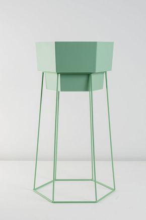 Vaso-com-tripe-hexagonal-verde-m