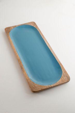 Petisqueira-esmaltada-azul