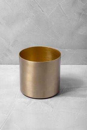 Vaso-dourado