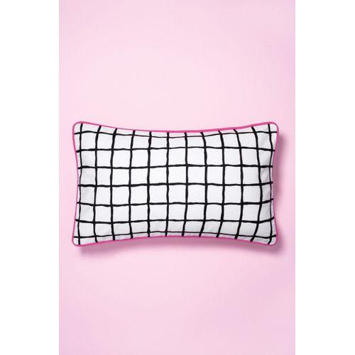 Capa-de-almofada-grid-borda-rosa
