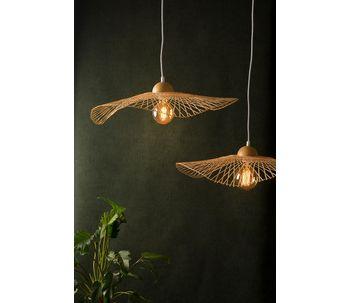 Luminaria-pendente-de-bambu