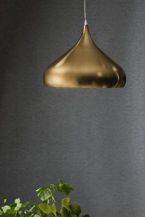 Luminaria-pendente-dourada-gota