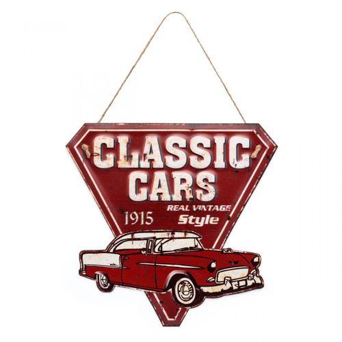 Placa-classic-cars-201