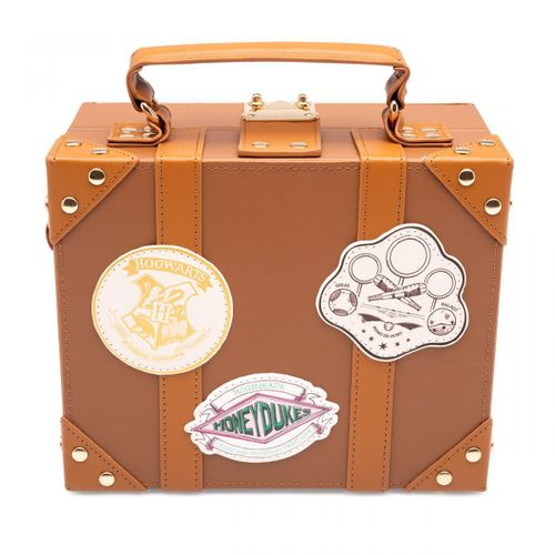 Bolsa-com-patches-harry-potter-mala-de-hogwarts