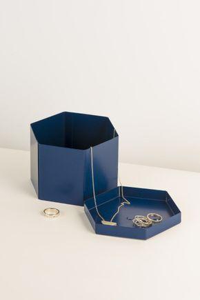 Caixa-hexagonal-azul