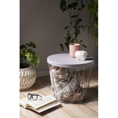Mesa-de-apoio-cesto-cinza