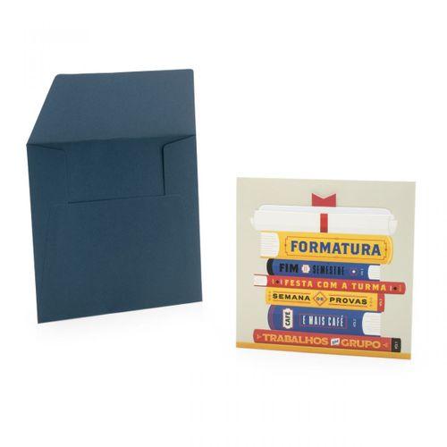 Cartao-formatura-livros
