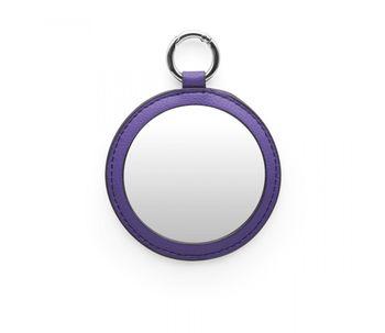 Chaveiro-espelho-apenas-reflita-roxo