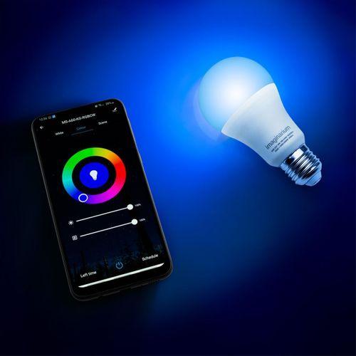 Lampada-led-controle-aplicativo-bivolt