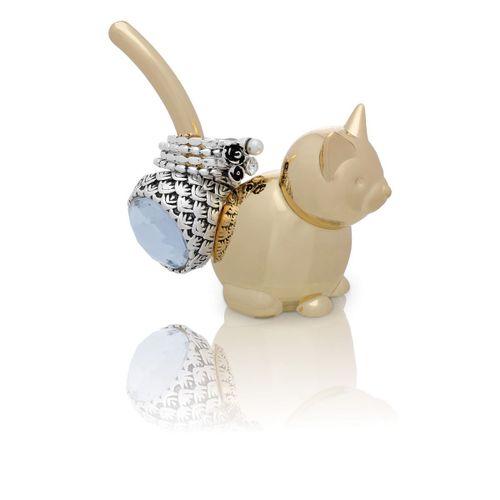 Porta-aneis-gato-dourado-201