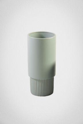 Vaso-ceramica-linhas-verde