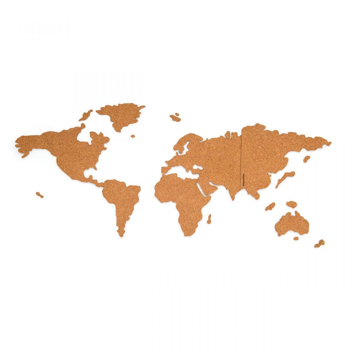 mapa mundi cortiça Painel mapa de cortica   Imaginarium mapa mundi cortiça