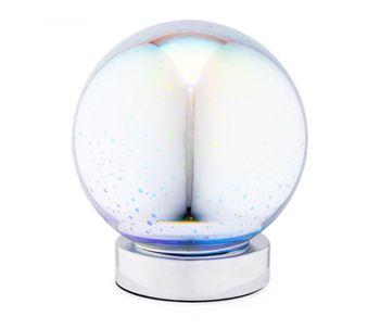 Luminaria-infinito-prata