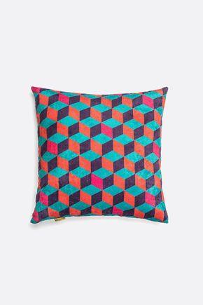 Capa-de-almofada-geometrica-roxa
