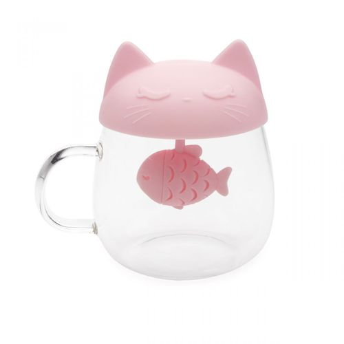 Caneca-com-infusor-gato-rosa