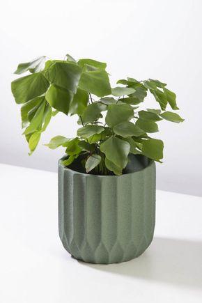 Vaso-cimento-linhas-verde