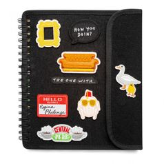Planner-2021-friends-patches
