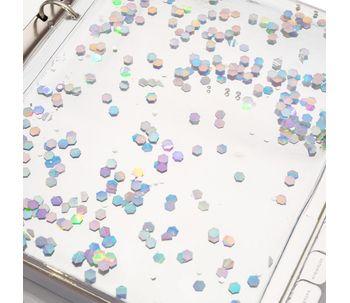 Planner-fichario-glitter