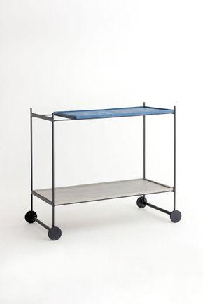Carrinho-bar-metal-azul-linhas