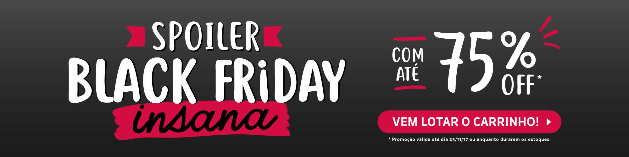 A - Esquenta Black Friday