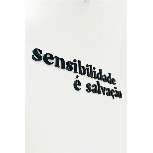 PALAVRA DE PAREDE - sensibilidade