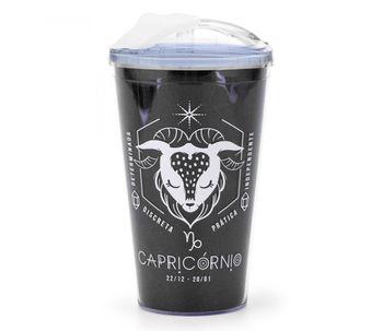 Copo-com-canudo-retratil-preto-signo-capricornio-350-ml