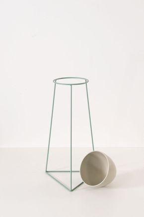 Vaso-com-tripe-triangulo-verde-m