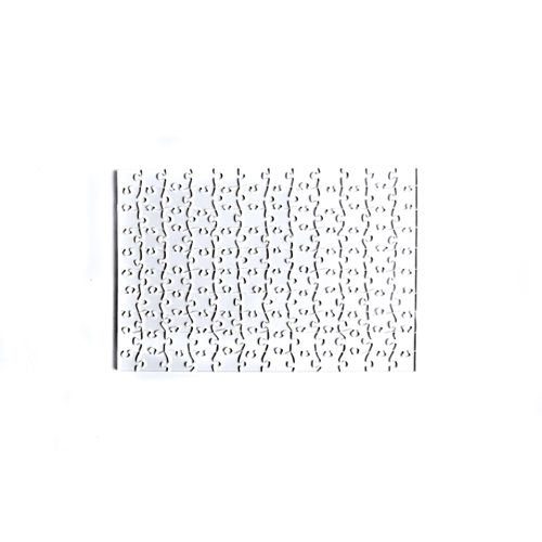 Quebra-Cabeça Transparente Nível Difícil (120 Peças)