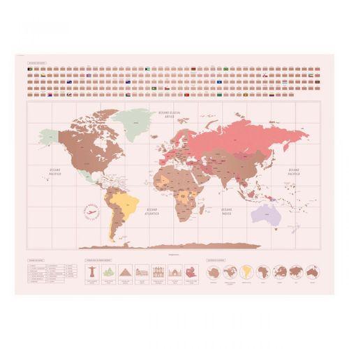 Mapa-raspadinha-mundo-rose-gold