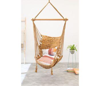 Rede-cadeira-trama-fita-mostarda