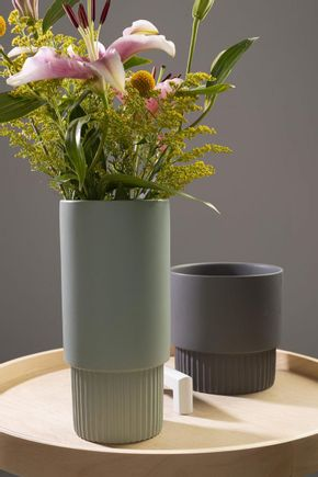 Vaso-ceramica-linhas-cinza