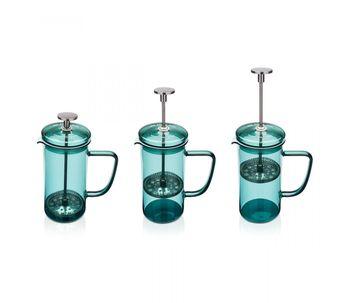Prensa-francesa-vidro-colors-verde-300-ml