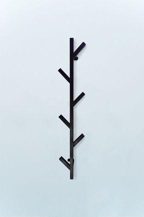 Cabideiro-ramificado-preto