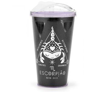 Copo-com-canudo-retratil-preto-signo-escorpiao-350-ml