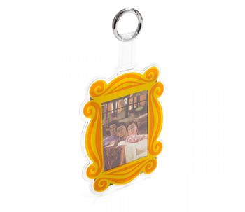 Chaveiro-porta-retrato-e-porta-cartao-friends-moldura-amarela