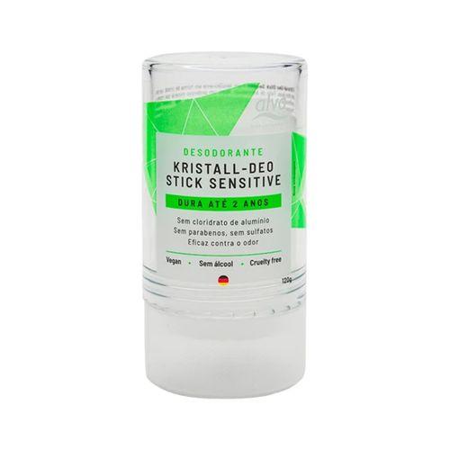 Desodorante Vegano Kristall Sensitive 120g