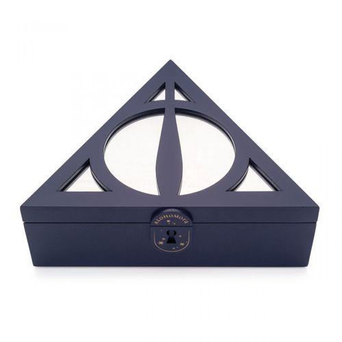 Porta-bijoux-espelhado-harry-potter-reliquias